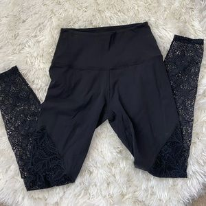 Beyond Yoga Lace Leggings - SZ M